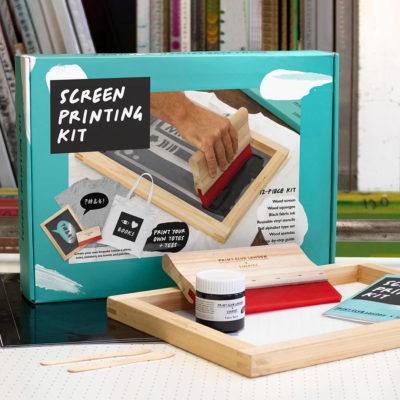 Kit de sérigraphie à Faire Soi-Même