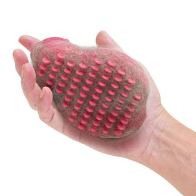 Brosse Silicone pour Chat