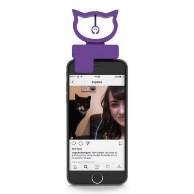Selfie Chat pour des photos parfaites