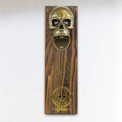 Décapsuleur Magnétique Skull