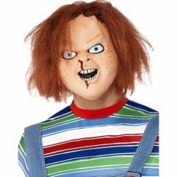Masque Chucky la poupée en latex, Super idées cadeaux