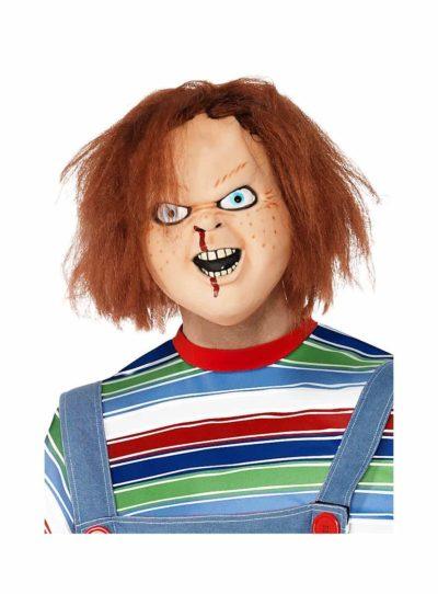 Masque Chucky la poupée en latex
