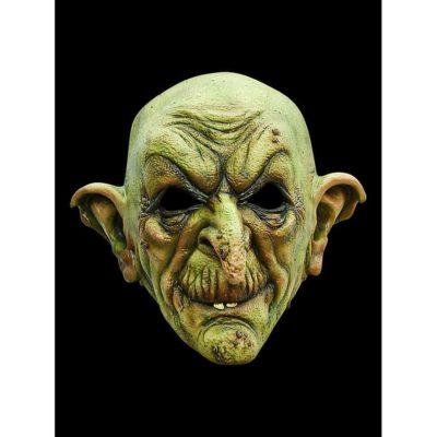 Masque de sorcière en latex