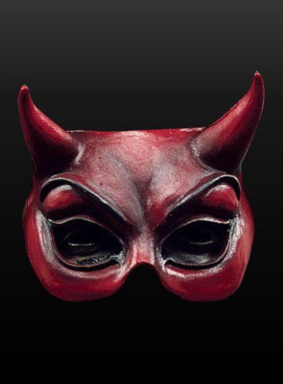 Masque de Diable Mephisto en latex, Super idées cadeaux