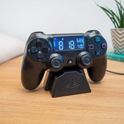Réveil Playstation Manette