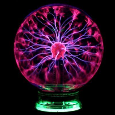 Grande Lampe Plasma