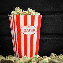 Pop-corn bucket – Liste de films