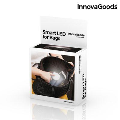 Lumière LED Intelligente pour Sacs